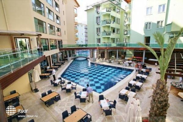 Kleopatra Tac Premier Hotel & Spa 5
