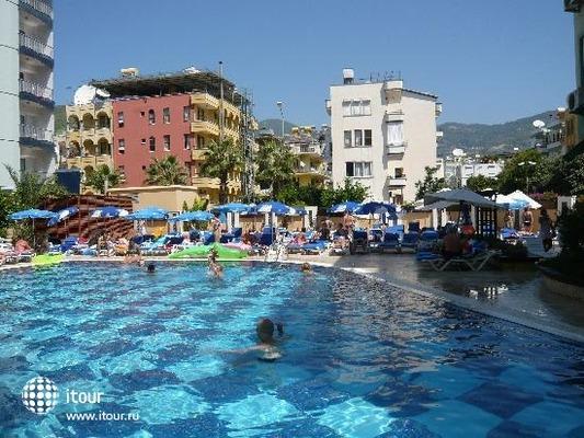 Kleopatra Tac Premier Hotel & Spa 7