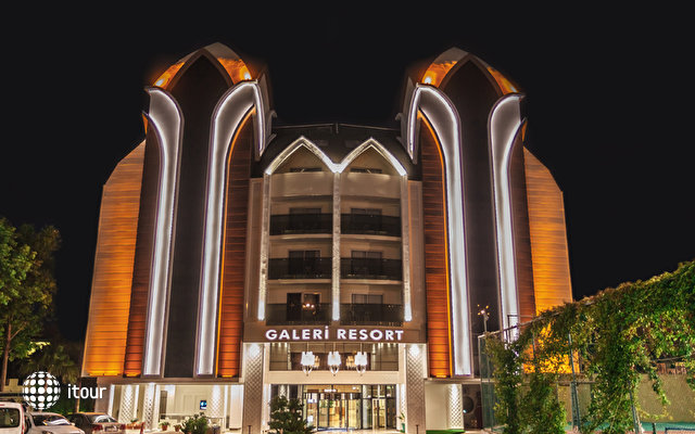 Galeri Resort Hotel 1