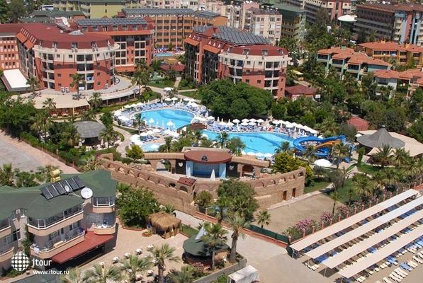 Corydella Alanya Hotel 5