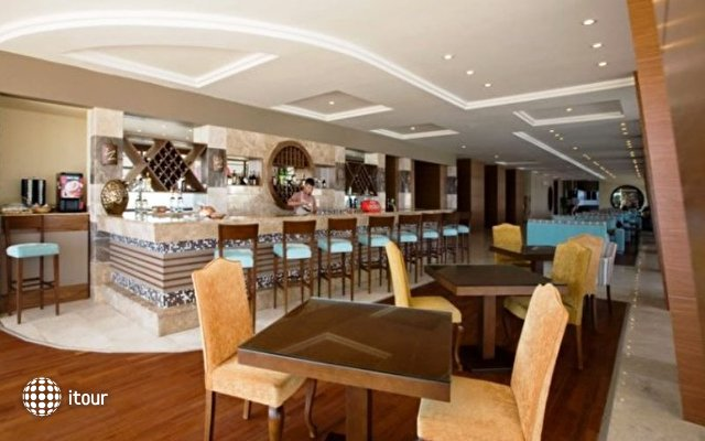 Jasmin Beach Hotel (ex. Jasmin Garden Hotel) 5