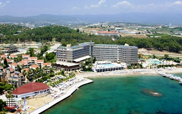 Jasmin Beach Hotel (ex. Jasmin Garden Hotel) 1