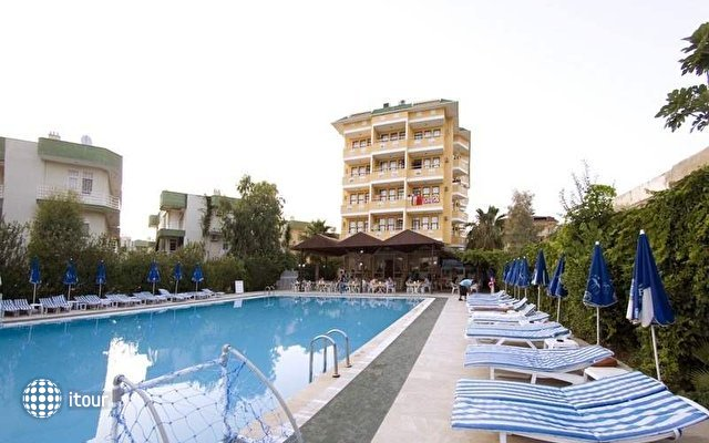 Arisa Garden Beach Hotel (ex. Happy Dreams Hotel) 2