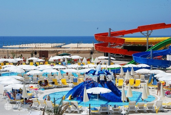 Hedef Beach Resort Hotel & Spa 2