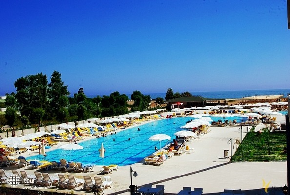 Hedef Beach Resort Hotel & Spa 10