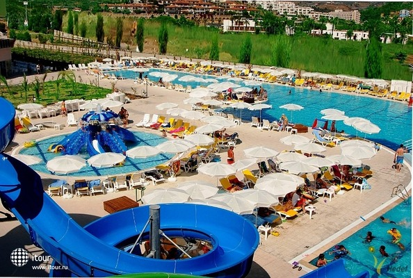 Hedef Beach Resort Hotel & Spa 1