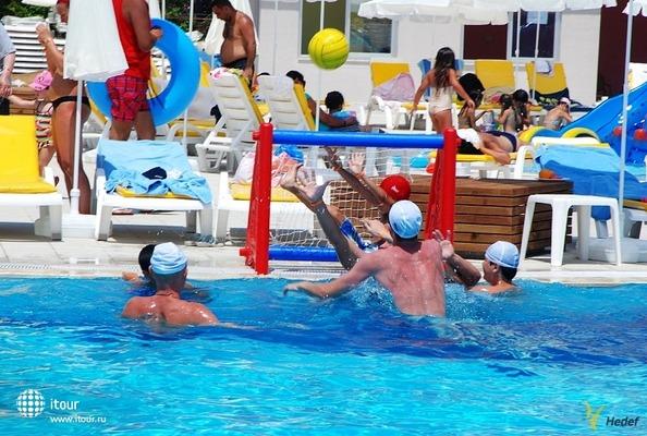 Hedef Beach Resort Hotel & Spa 16