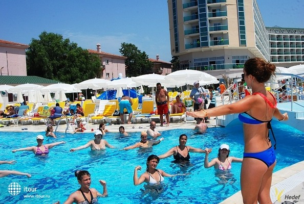 Hedef Beach Resort Hotel & Spa 17