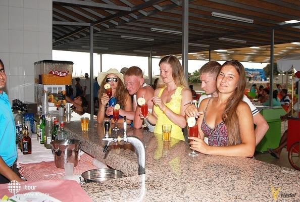 Hedef Beach Resort Hotel & Spa 18