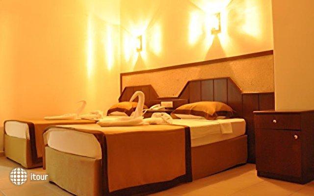 Kleopatra Arsi Hotel 6
