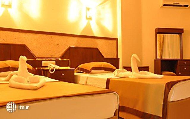 Kleopatra Arsi Hotel 8