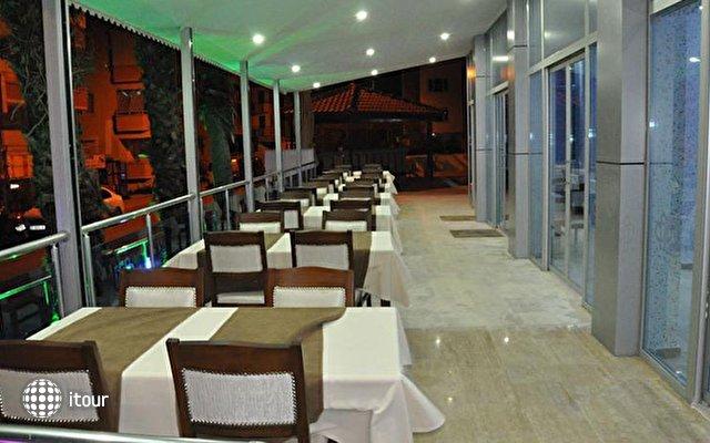Kleopatra Arsi Hotel 5