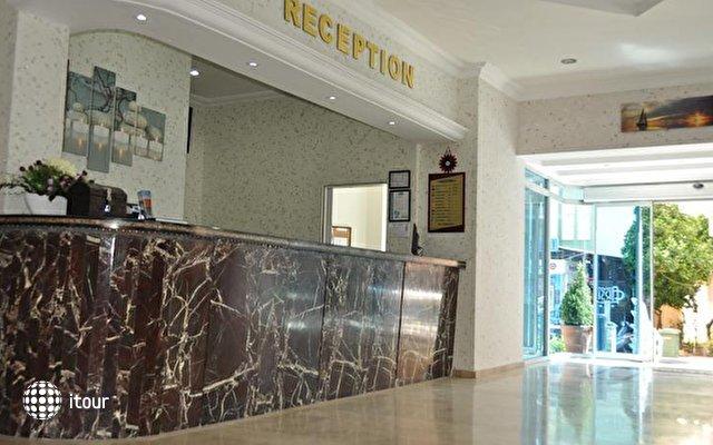 Kleopatra Arsi Hotel 3