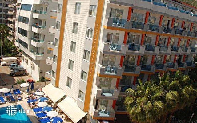 Kleopatra Arsi Hotel 1
