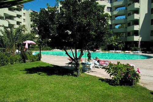 Alara Park Hotel 9