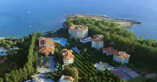 Alara Park Hotel 7