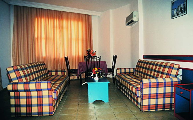 Club Hotel Ulaslar 8