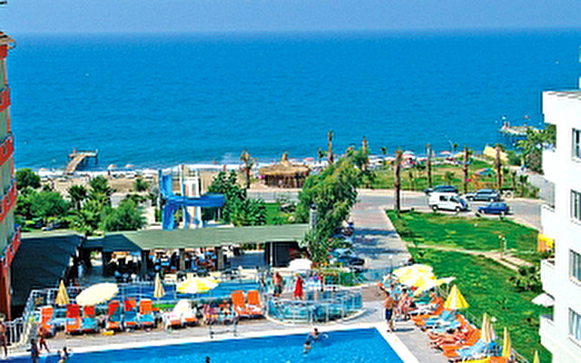 Nox Inn Beach Resort (ex. Tivoli Resort) 6