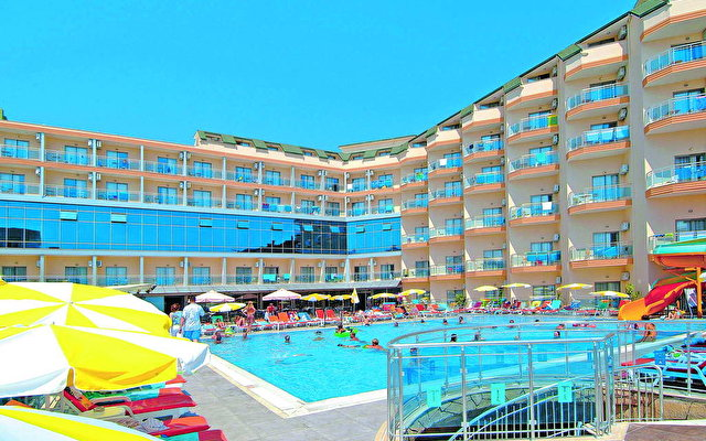 Nox Inn Beach Resort (ex. Tivoli Resort) 1