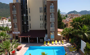 Alara Hotel Marmaris 3*  8