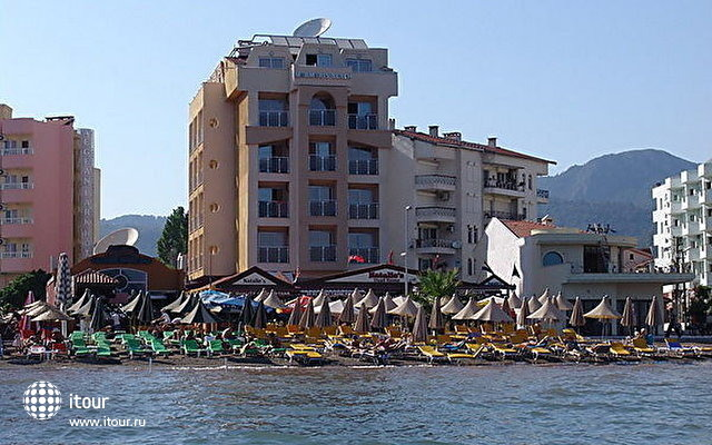 Marmaris Natalie's Beach Hotel 1