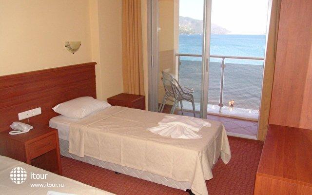 Marmaris Natalie's Beach Hotel 2