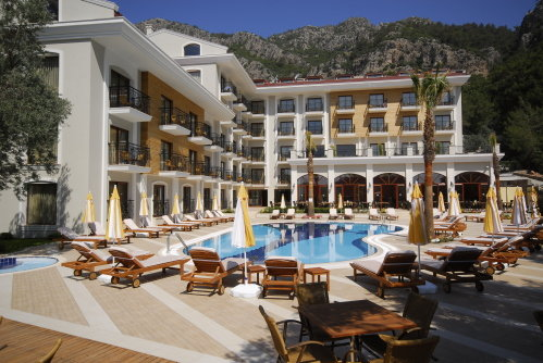 Meril Club Hotel Marmaris 1