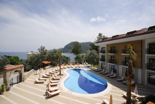 Meril Club Hotel Marmaris 2
