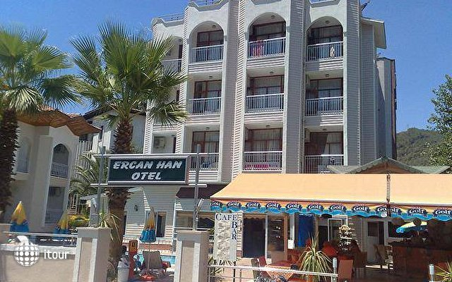 Ercan Han Hotel 1