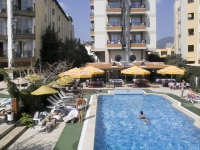 Aegean Park Hotel 9