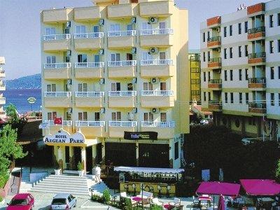 Aegean Park Hotel 8