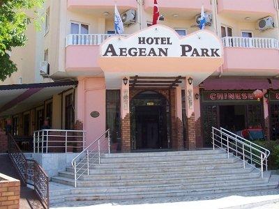 Aegean Park Hotel 5