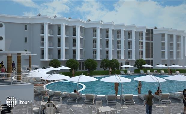 Luna Beach Deluxe Hotel (ex. Caprice Beach) 4