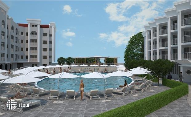 Luna Beach Deluxe Hotel (ex. Caprice Beach) 1