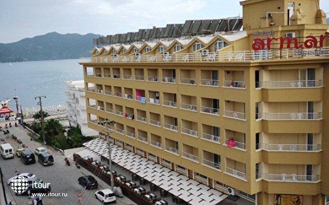 Armar Seaside Hotel (ex. Mert Hotel) 1