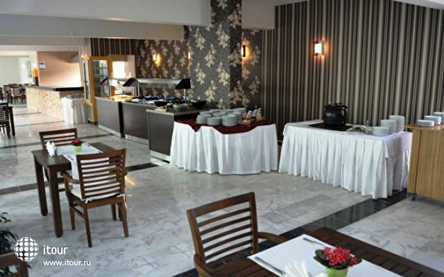 Armar Seaside Hotel (ex. Mert Hotel) 8