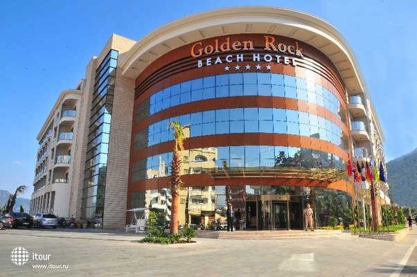 Golden Rock Beach Hotel 2