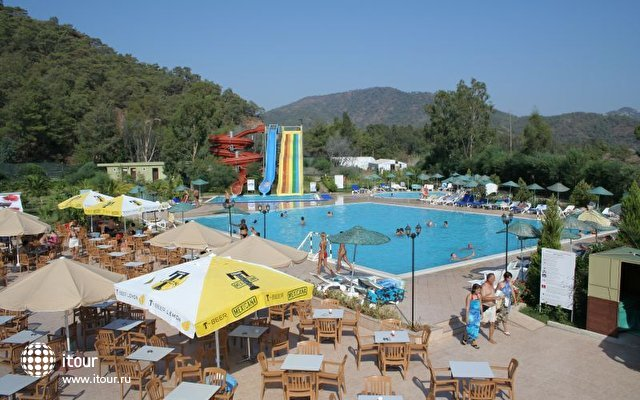 Marmaris Resort Deluxe Hotel 5