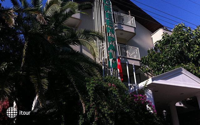 Hotel Green Palm 1