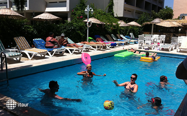 Hotel Green Palm 7