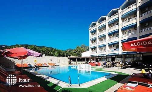 Litera Relax Marmaris (ex. Green Abacus) 4