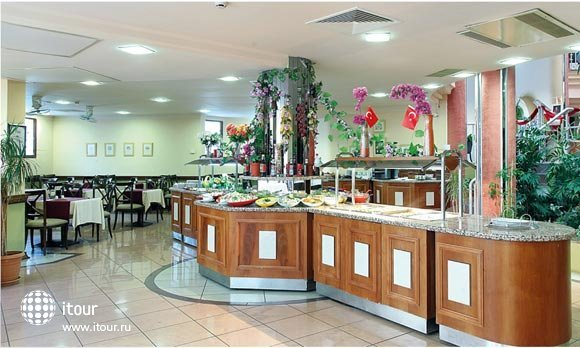 Orka Nergis Select Hotel 9