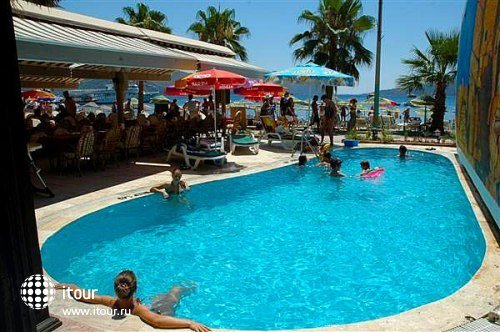 Kocer Beach Hotel (ex. Green Beach Hotel) 2