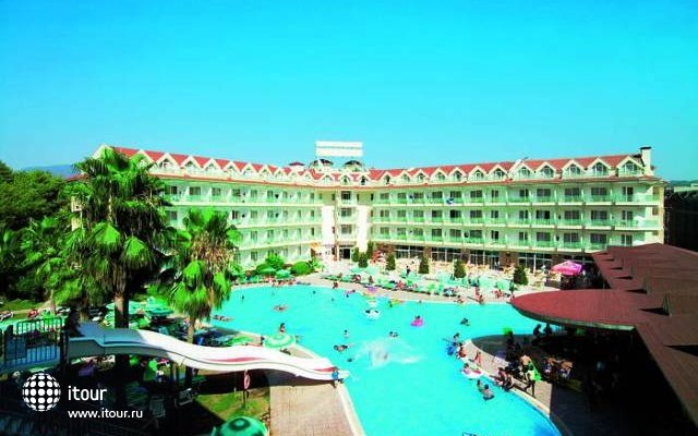 Green Nature Resort & Spa 6