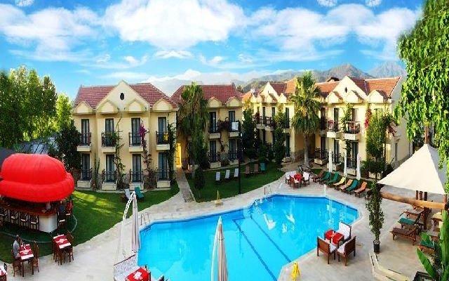 Harman Hotel Fethiye 7