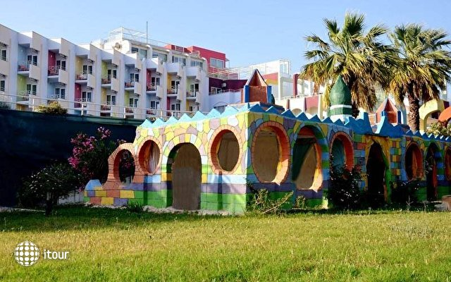 Orient Life Resort (ex.orient Resort Fethiye) 8