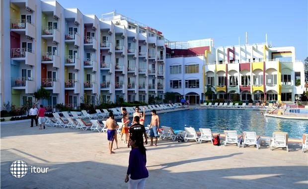Orient Life Resort (ex.orient Resort Fethiye) 4