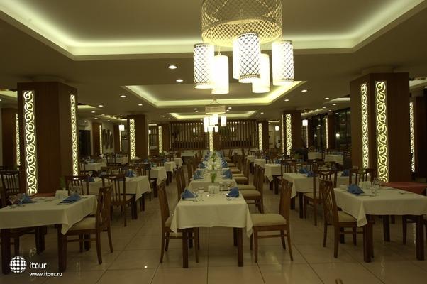 Liberty Hotel Oludeniz (ex.asena Beach) 5