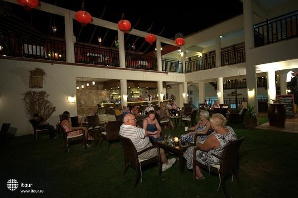 Liberty Hotel Oludeniz (ex.asena Beach) 7
