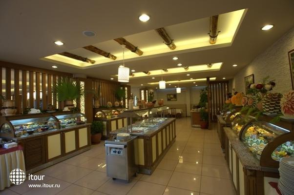 Liberty Hotel Oludeniz (ex.asena Beach) 9